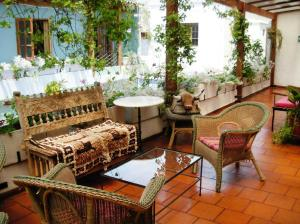 hostal el patio, lima