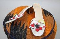 vintage moschino kitten heels via NOIROHIOVINTAGE