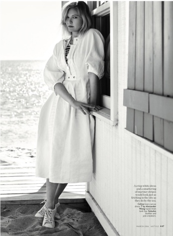 in style magazine.