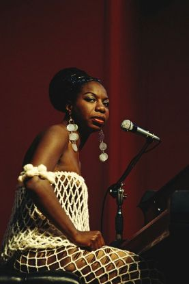 nina simone via tumblr.