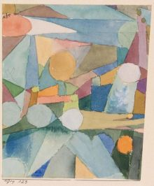 paul klee via tumblr.