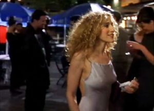 carrie bradshaw via tumblr.