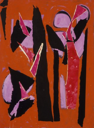lee krasner via tumblr.