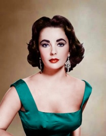 elizabeth taylor, photo via pinterest.