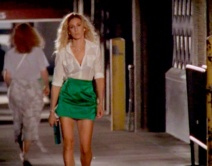 carrie bradshaw via pinterest.