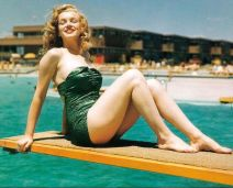 marilyn monroe, photo via pinterest.