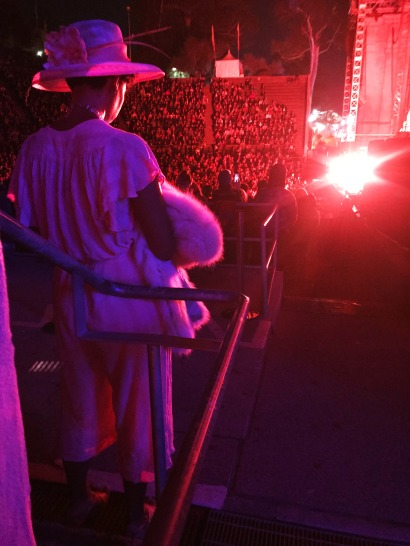 my favorite outfitted lady at solange.